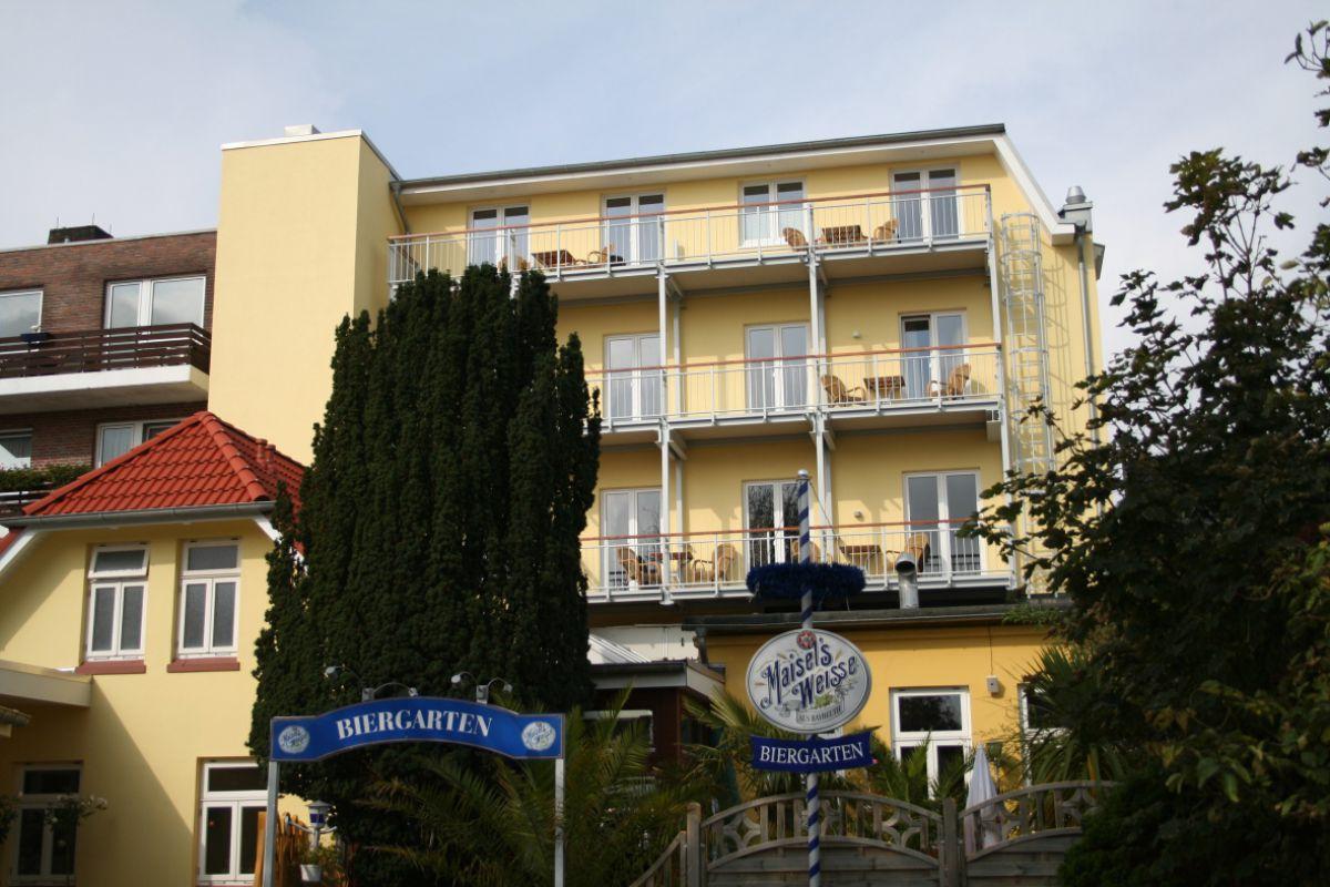 hotel am meer cuxhaven
